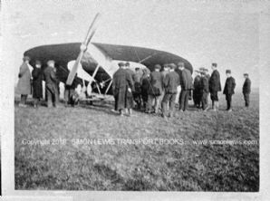 Lee-Richards Annualar Monoplane 1913 . Photo B